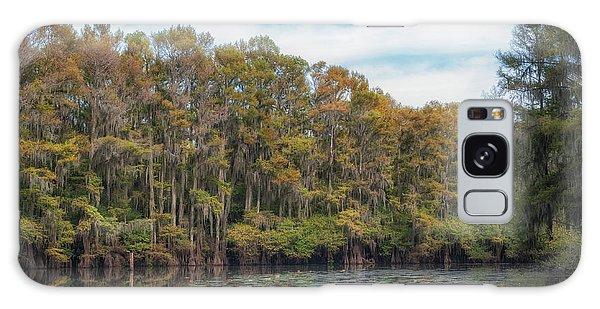 Cypress Jungle Galaxy Case