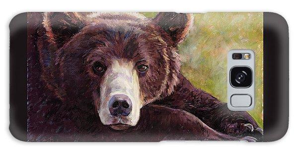 Da Bear Galaxy Case by Billie Colson