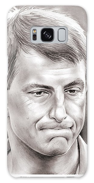 Dabo Swinney Galaxy Case by Greg Joens
