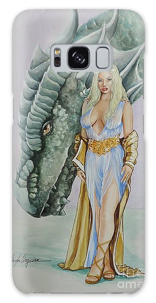 Daenerys Targaryen - Game Of Thrones Galaxy Case