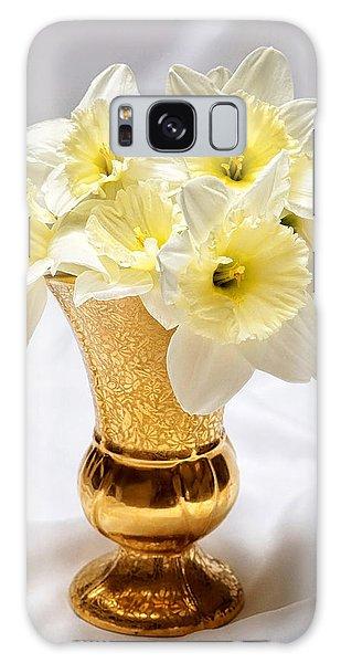 Daffodil Elegance  Galaxy Case