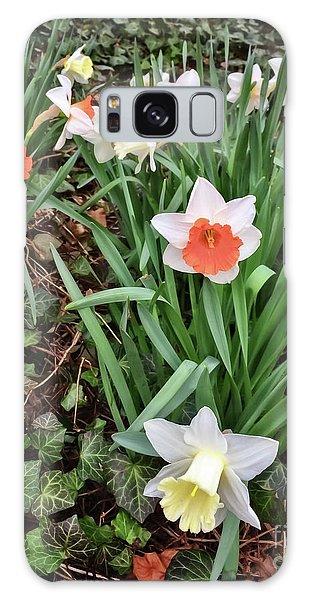 Daffodil - Spring Celebration Galaxy Case