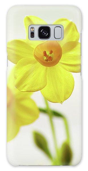 Daffodil Strong Galaxy Case