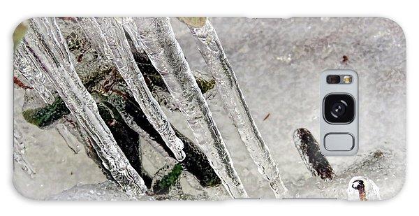 Daggers Of Ice Galaxy Case