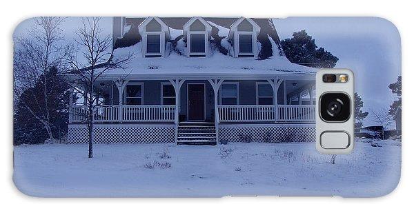 Dahl House Galaxy Case by Gene Gregory