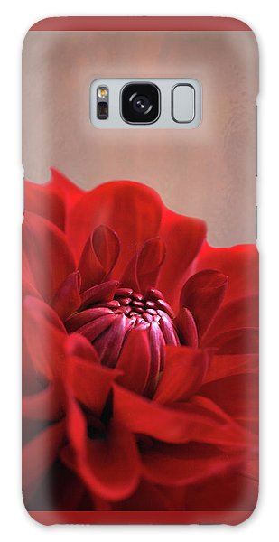 Dahlia Dalliance  Galaxy Case