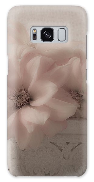 Dahlias Oh So Soft Galaxy Case