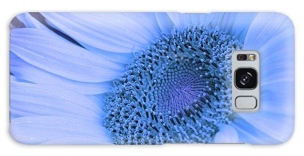 Daisy Blue Galaxy Case