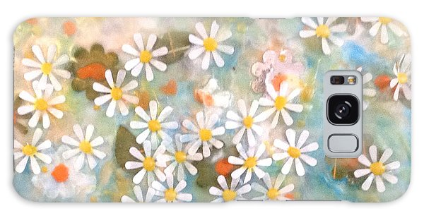 Daisy Days Galaxy Case