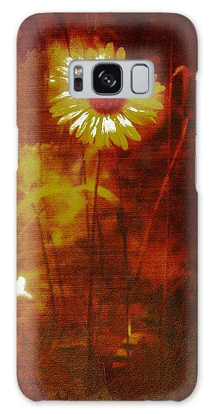 Daisy Galaxy Case by Michelle Frizzell-Thompson