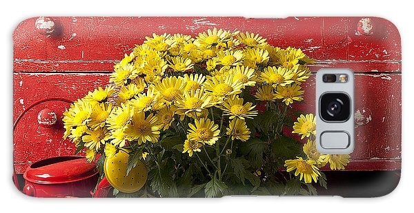 Daisy Plant In Drawers Galaxy S8 Case