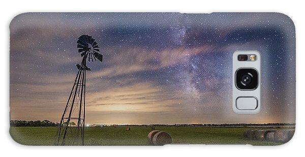 Haybale Galaxy Case - Dakoa Wind by Aaron J Groen