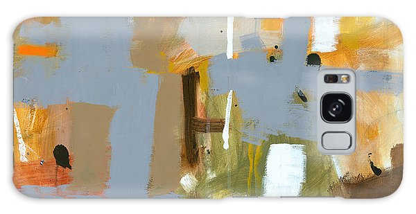 Abstract Expressionism Galaxy Case - Dakota Street 6 by Douglas Simonson