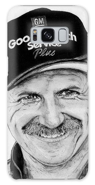 Dale Earnhardt Sr In 2001 Galaxy Case by J McCombie