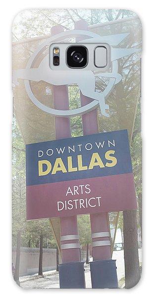 Dallas Arts District Galaxy Case