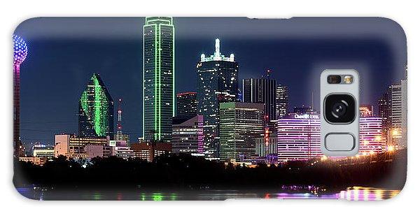 Dallas Colors Pano 2015 Galaxy Case