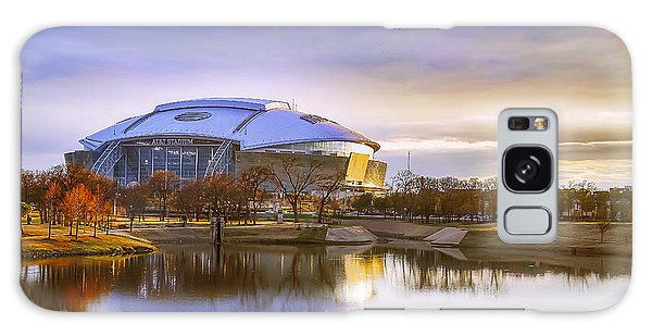 Dallas Cowboys Stadium Arlington Texas Galaxy Case