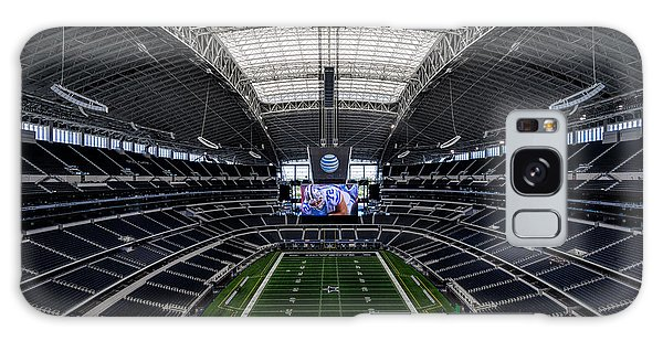 Dallas Cowboys Stadium End Zone Galaxy Case