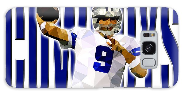 Dallas Cowboys Galaxy Case by Stephen Younts