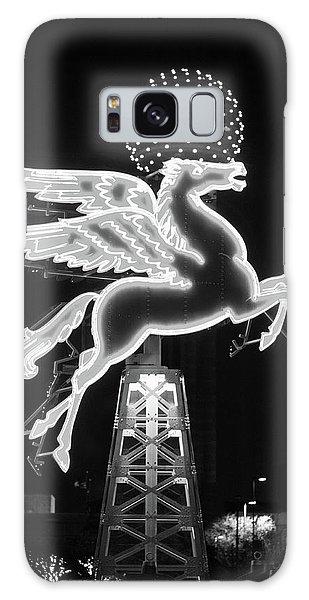 Dallas Pegasus Bw 121517 Galaxy Case