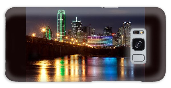 Dallas Reflections Galaxy Case