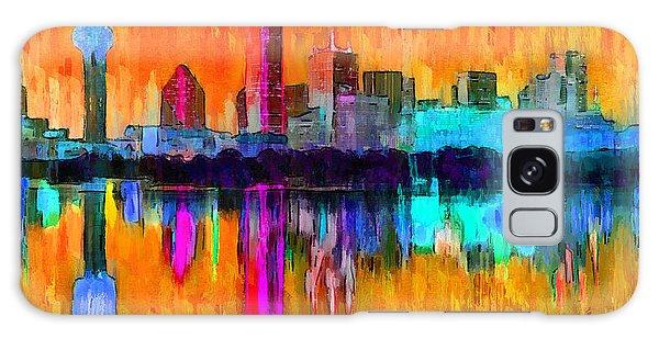 Dallas Skyline 7 - Pa Galaxy Case
