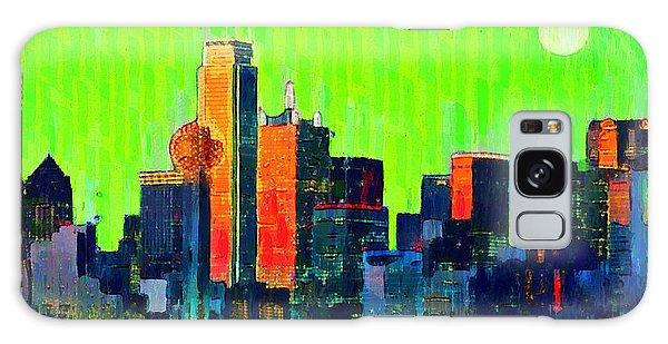 Dallas Skyline 73 - Da Galaxy Case