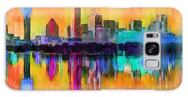 Dallas Skyline 9 - Da Galaxy Case