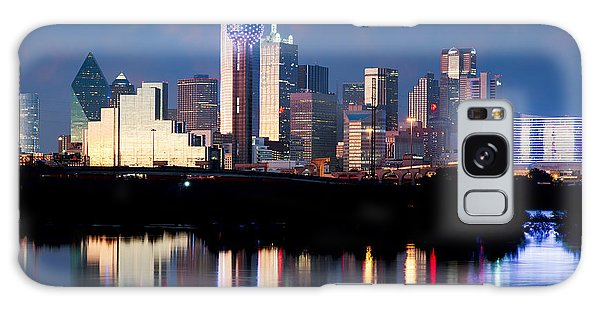 Dallas Skyline May 2015 Galaxy Case