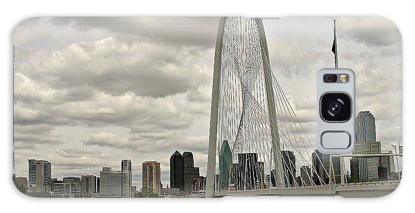 Dallas Suspension Bridge Galaxy Case