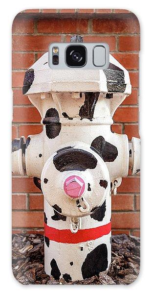 Dalmation Hydrant Galaxy Case by James Eddy