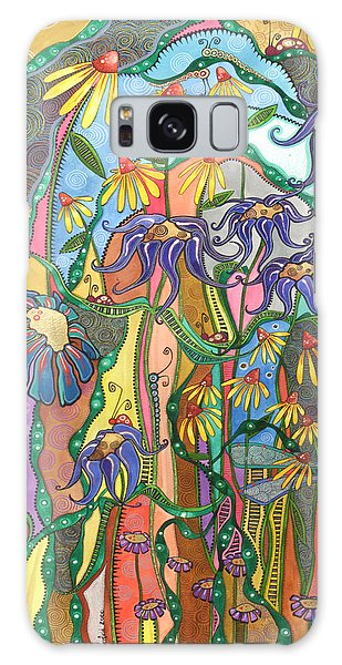 Dance Of Life Galaxy Case by Tanielle Childers