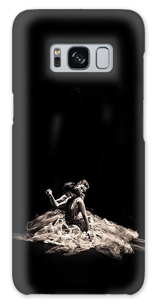 Dance Of Motion Galaxy Case