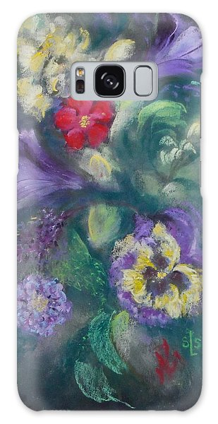 Dance Of The Flowers Galaxy Case