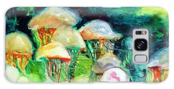 Dance Of The Jellyfish Galaxy Case by Kathy Braud