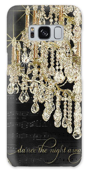 Dance The Night Away 1 Galaxy Case by Audrey Jeanne Roberts