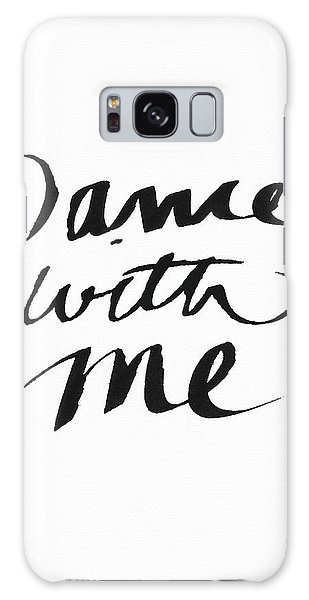 Tango Galaxy Case - Dance With Me- Art By Linda Woods by Linda Woods