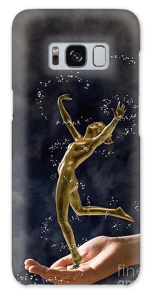 Mottled Galaxy Case - Dancer by Amanda Elwell