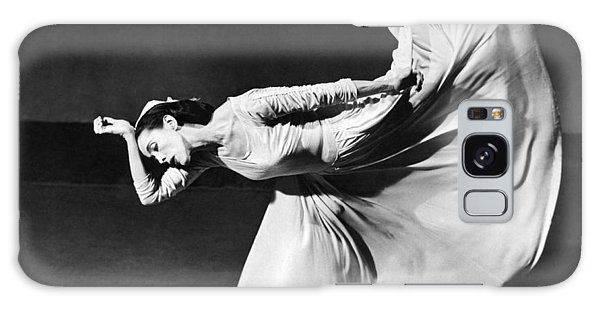 People Galaxy Case - Dancer Martha Graham by Underwood Archives