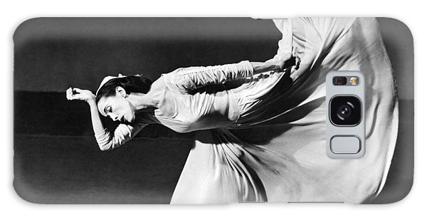 Dancer Martha Graham Galaxy Case