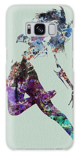 Musical Galaxy Case - Dancer Watercolor by Naxart Studio