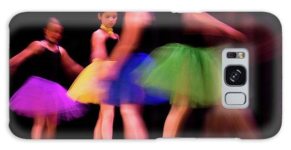 Dancers Galaxy Case