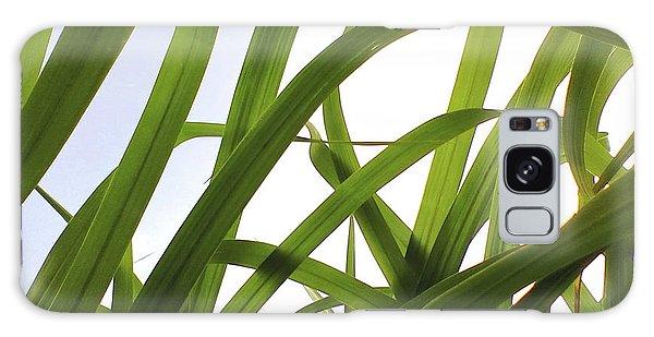 Dancing Bamboo Galaxy Case