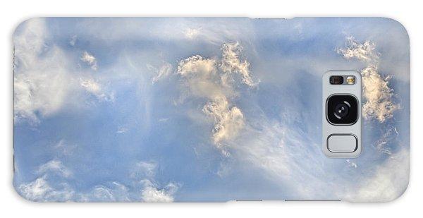 Dancing Clouds Galaxy Case