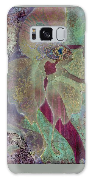 Dancing Fairy Galaxy Case by Ragen Mendenhall