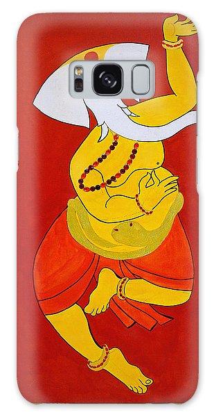 Dancing Ganesha Galaxy Case