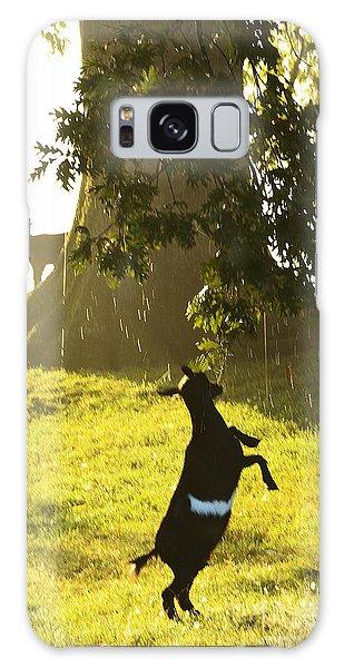 Dancing In The Rain Galaxy Case by Thomas R Fletcher