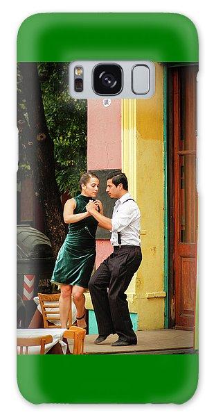 Dancing Tango Galaxy Case