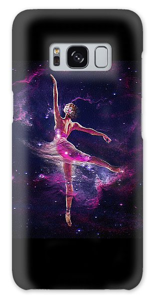 Dancing The Universe Into Being 2 Galaxy Case by Jane Schnetlage