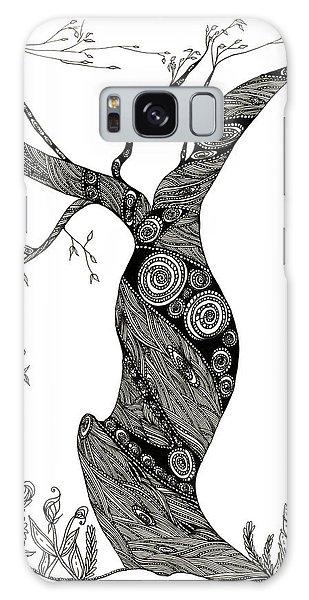Dancing Tree Galaxy Case